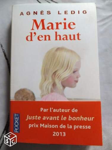 « Marie d'en haut. » De Agnès Ledig