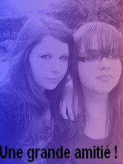 une amitié forte depuis bien plus longtemps :)