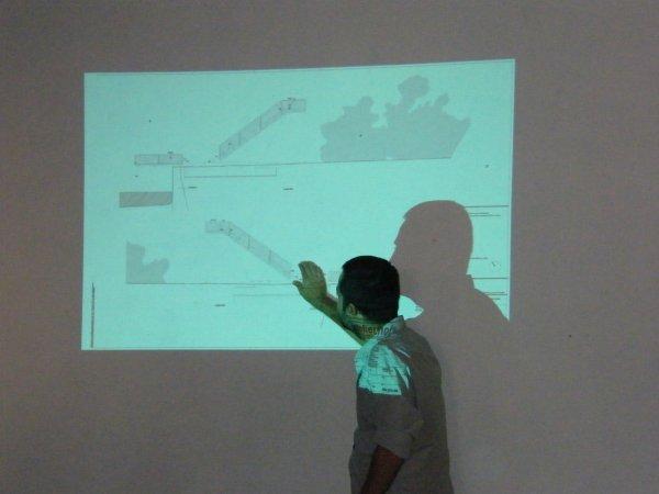 Cais de Acostagem de Rio de Moinhos