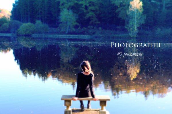 La fille de l'étang