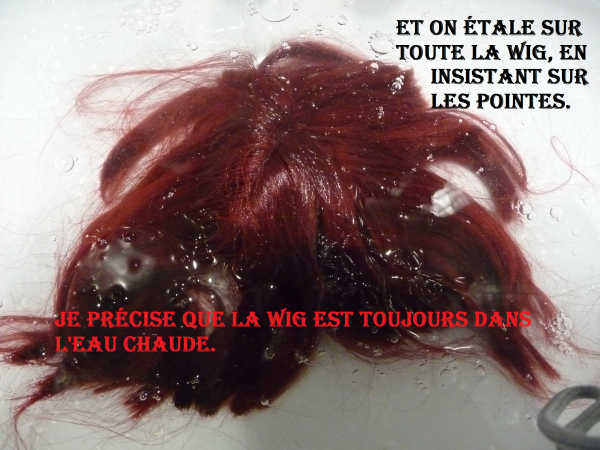 Atelier Recupérage De Wig (partie 2)