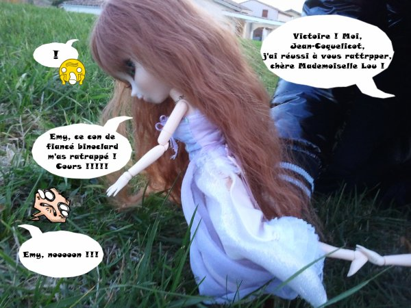 """Fiction avec Pullip31 : """"Princesses Rebelles"""". Introduction (partie 2)"""