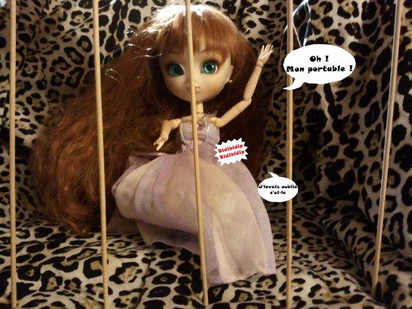 Chapitre 1 de la fic Princesse Rebelles