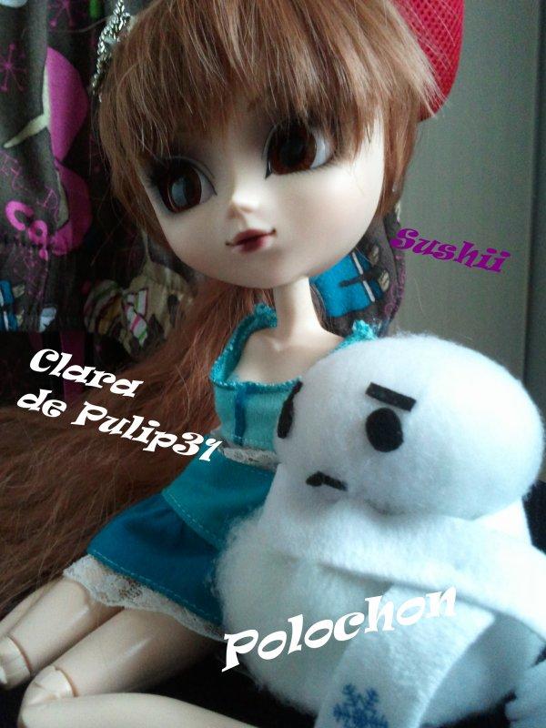 Mini rencontre avec Léa et Carla (pullip31)