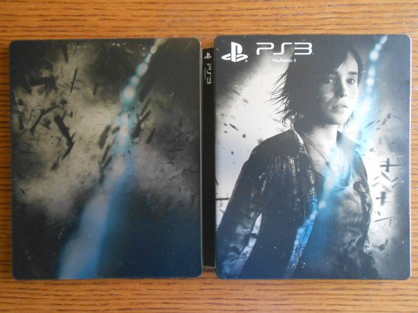 BEYOND: TWO SOULS EDITION STEELBOOK PS3