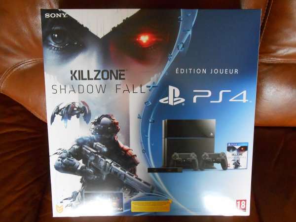 PLAYSTATION 4 JOUEUR EDITION KILLZONE FULL PACK