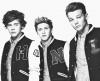 Harry Niall et Louis