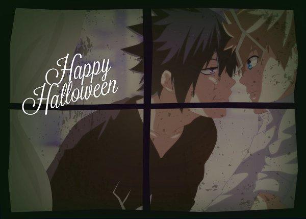 • Une fete d'Halloween pas comme les autres... d'Ana Uzumaki •