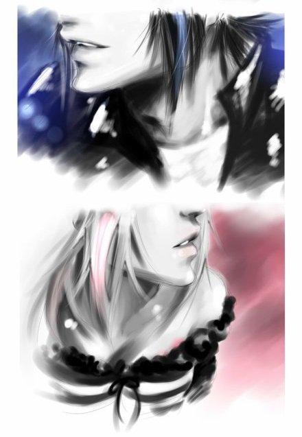 •  Elle, la fille inaccessible... De Sukesaky avec Méli-chan •