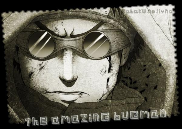 • Fanfiction : The Amazing Bug Man, de Livna •