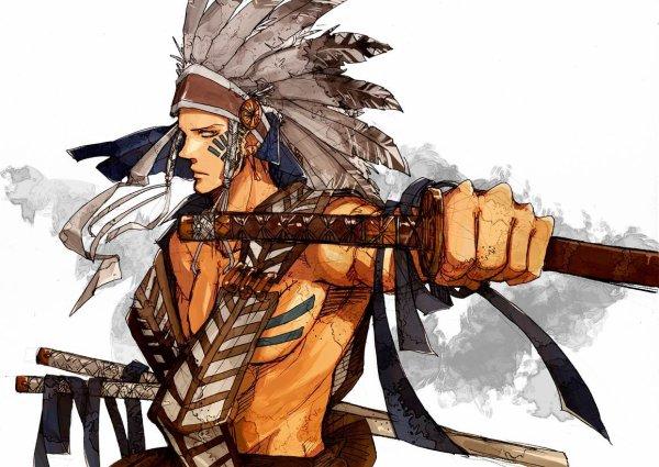 • Zoro, Une Légende Indienne... de Anya0203 •