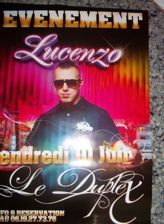Lucenzo et Moi