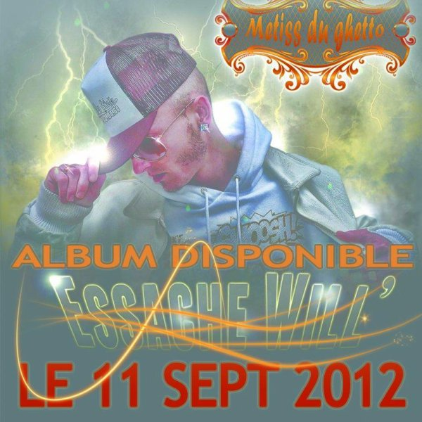 Sortie OFFICIEL! album Métiss du ghetto.. le 11 Septembre 2012