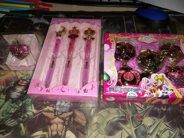 mes achats à la japon expo