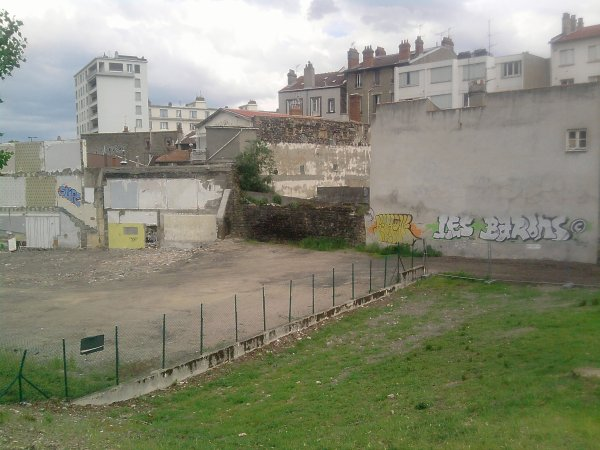 VILLE  - CLERMONT FERRAND - DELLILE - 1er MAI