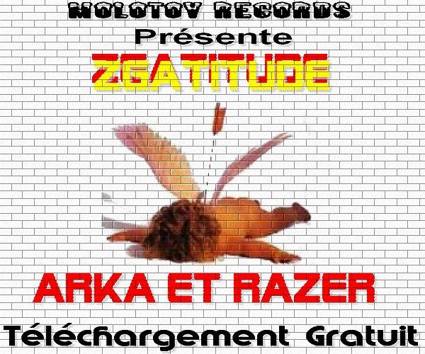 Arka feat Razer,Tozer & Enzo - c'est sa qu'on aime (2012)