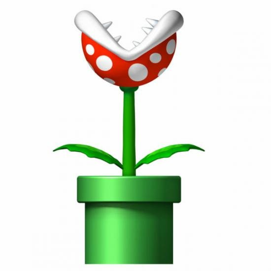 plante piranha new super mario bros