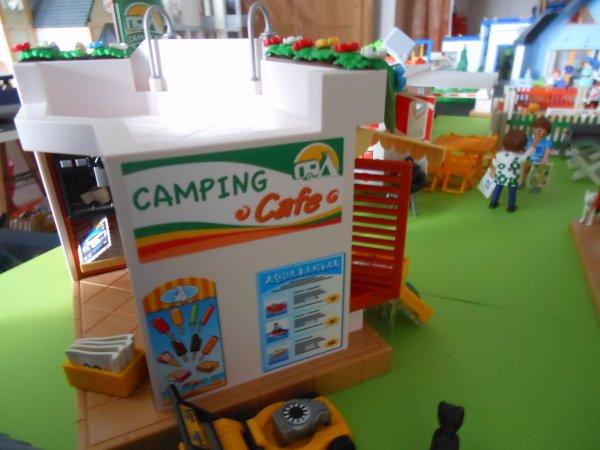 Rénovation du camping (suite)