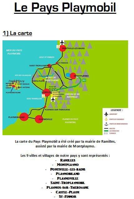 Pontiville-les-Bains rejoint le Pays Playmobil