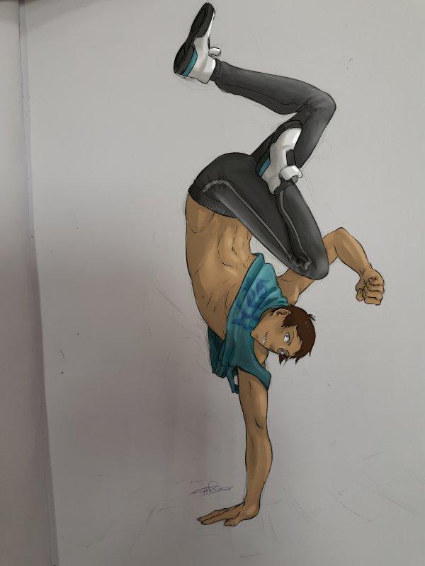 Dancer!Lance