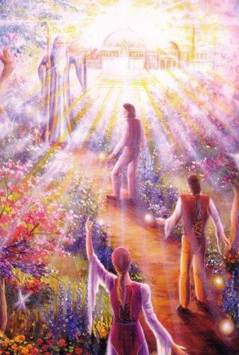 Enclin à la Spiritualité...critère de la vieille ame...3