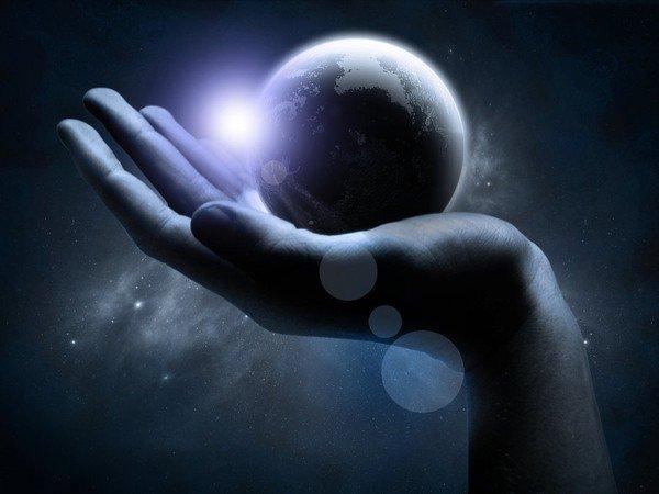 La Terre dans nos mains...