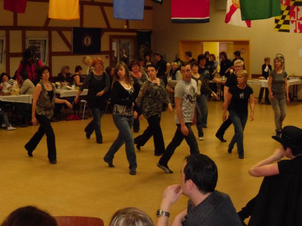 Une journée revigorante en danse avec le club de Mackwiller !