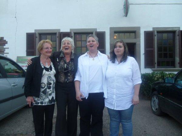 Et voilà 4 générations !