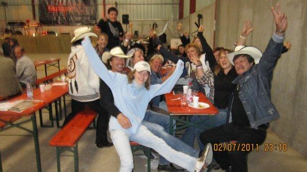 Western au ranch des bisons ! A la prochaine !!!!!