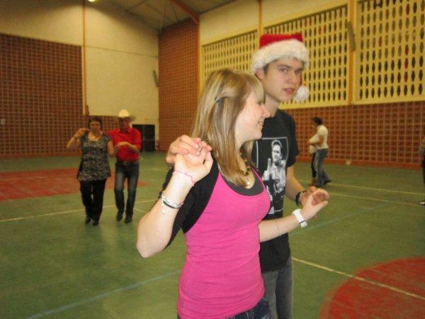 Fête de fin d'année du club Tennesse Dancers !
