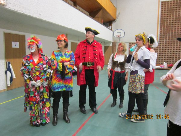 Carnaval chez TENNESSEE DANCERS