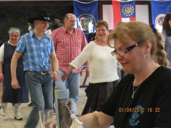 Après-midi CD chez Country Valley à Zetting !