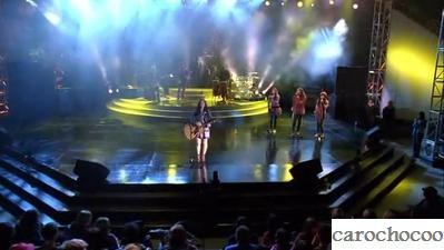 voila les photos de camp rock 2 diffusier hier 3 septembre 2010  sur disney channel