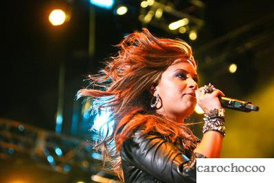 demi lovato était le 5 septembre au American Music Festival