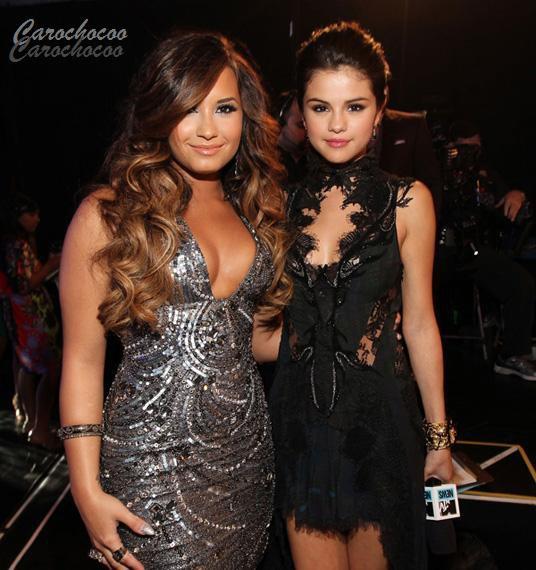 Les Photos Backsatges des MTV VMA's 2011