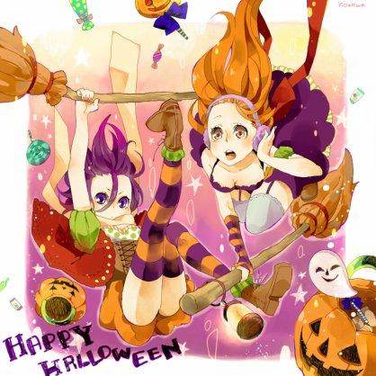 Halloween... MOUHAHAHAHAHAHA !