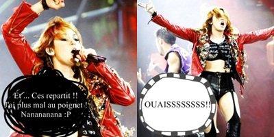 Miley is Crazy