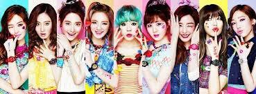 Création d'un groupe  de kpop