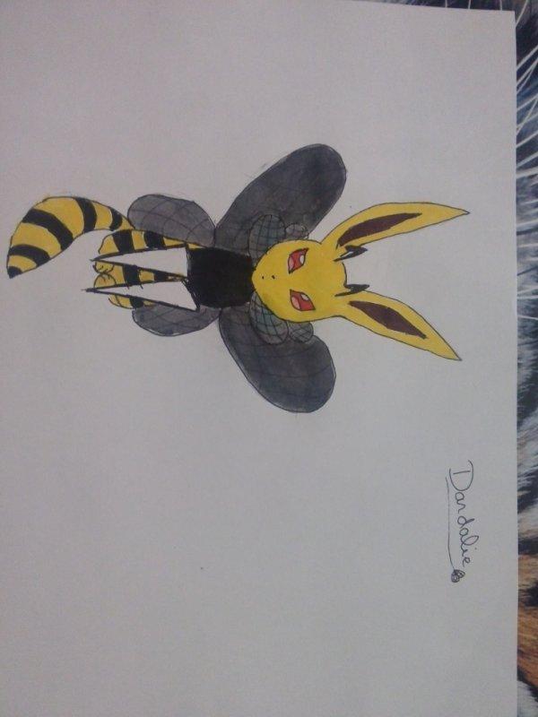 dessin concours de DragonWriter