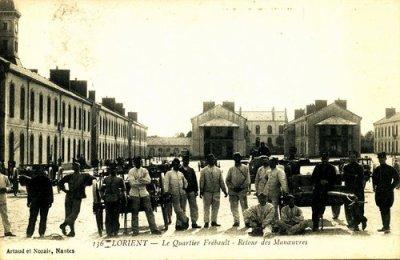 Quartier Frébault