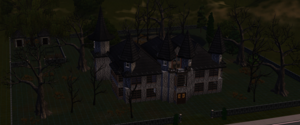 maison hantee 3