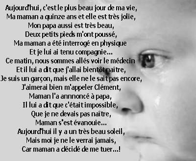 petit poème triste (trop triste) ::(