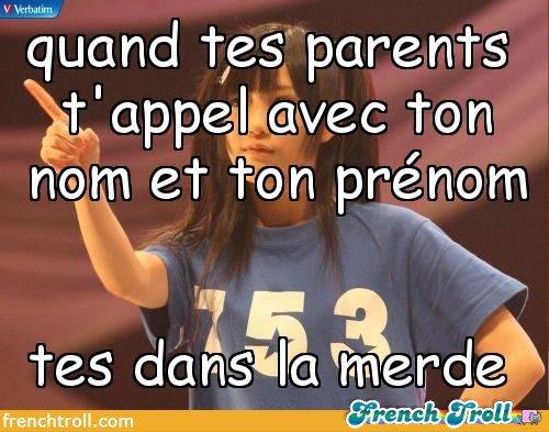 tes parents