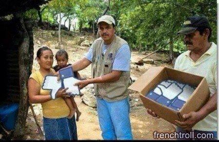 aime pour les pays pauvres