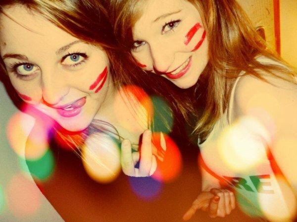 ~Une amitié comme celle la j'en connait pas <3 <3 ~