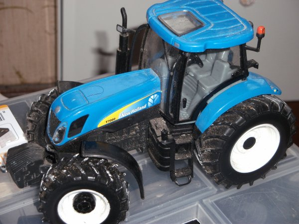 new holland t 7060 avant modif