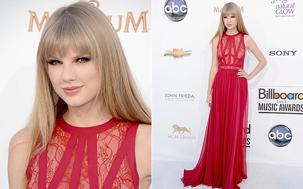 Les looks de Taylor Swift !