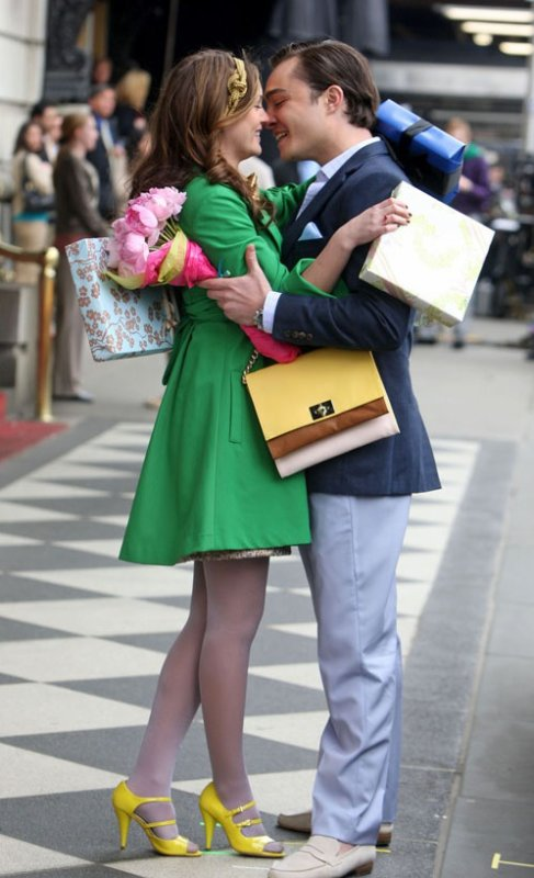 Gossip Girl (Chuck and Blair) saison 2