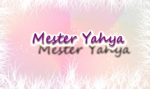 M£sTer Yàhyà
