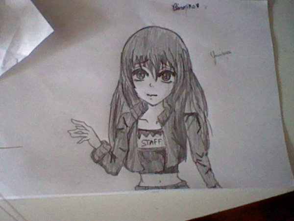 Chiomiko sucrette ! :)